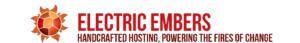 Electric Embers logo
